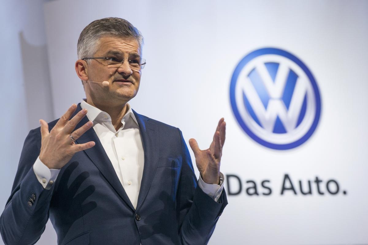 Топ-менеджеры компании Volkswagen получат 63 миллиона евро 1