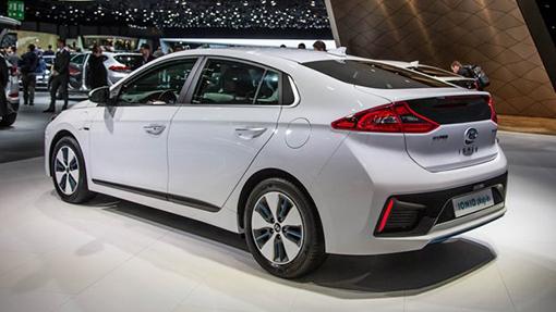 Hyundai выпускает новый электрический внедорожник 1