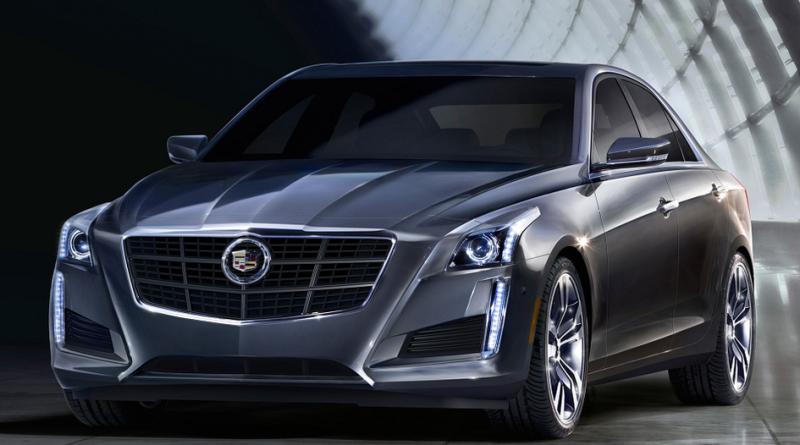 В модельном ряду компании Cadillac появится доступный седан 1