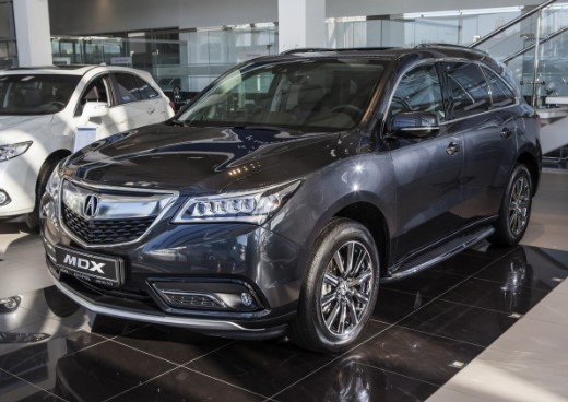 Бренд Acura наградили за высокую остаточную стоимость 1