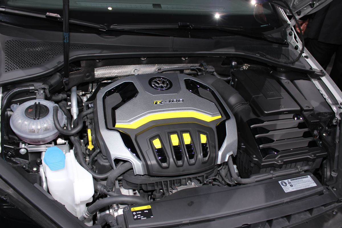 Проект Volkswagen Golf R400 канул в лету 2