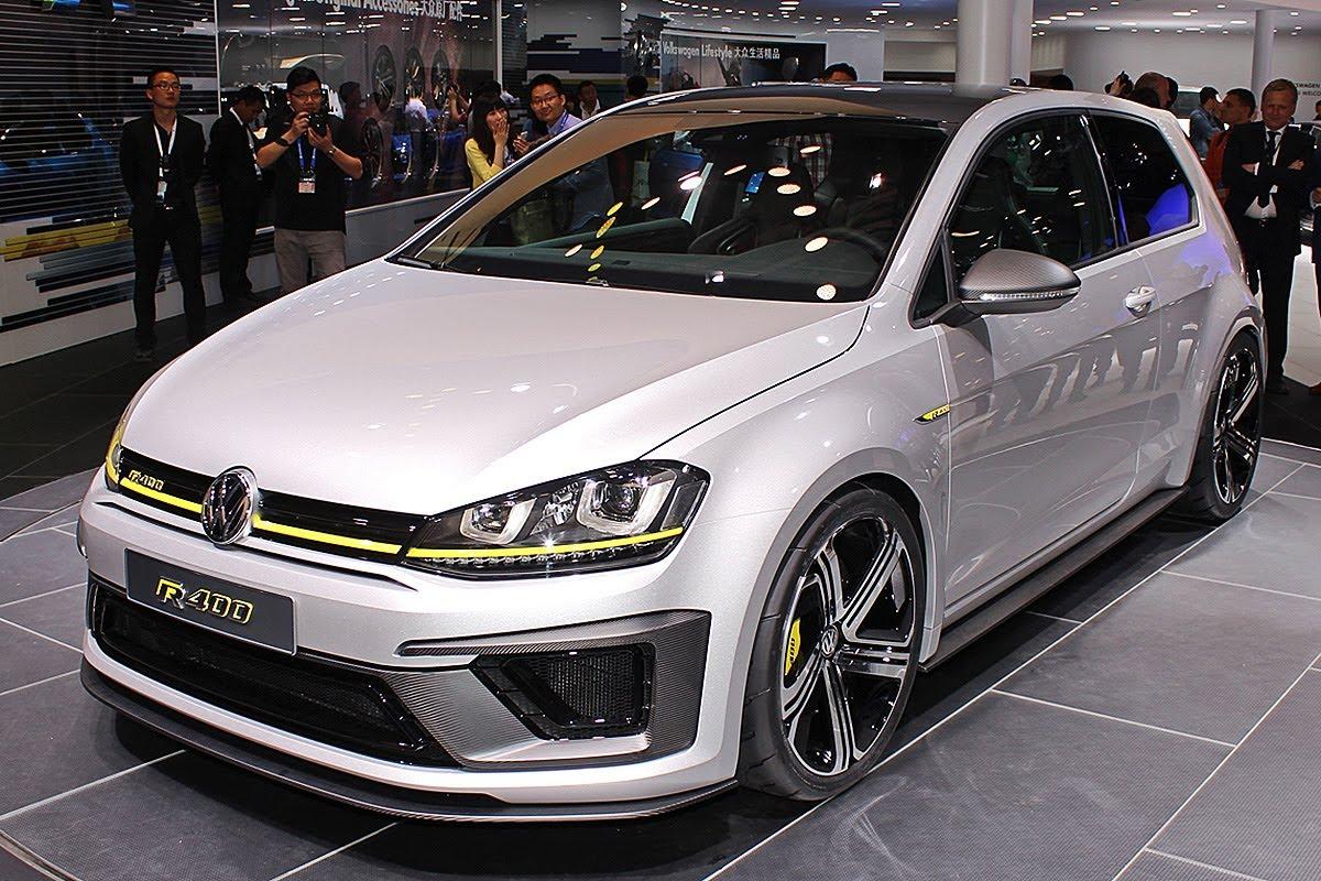 Проект Volkswagen Golf R400 канул в лету 1