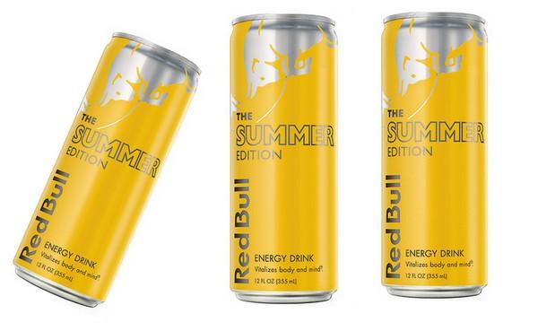 Цветная энергия нового Red Bull в сети «ОККО» 1