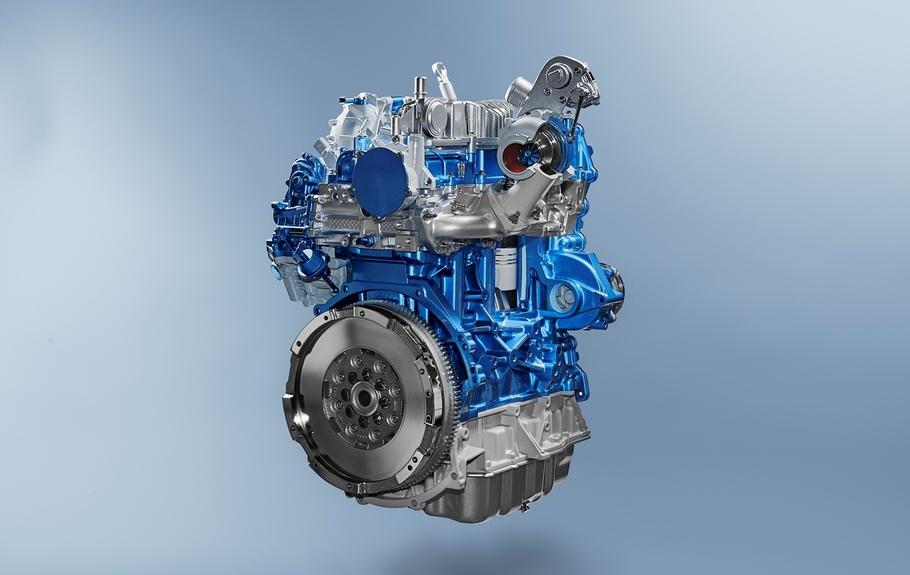 Ford Transit получил новый экономичный эко-агрегат 1