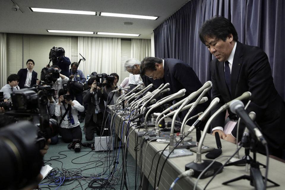 Стали известны новые подробности о «дизельном скандале» компании Mitsubishi 1