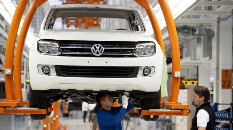 Компания Volkswagen - лидер мировых продаж 1