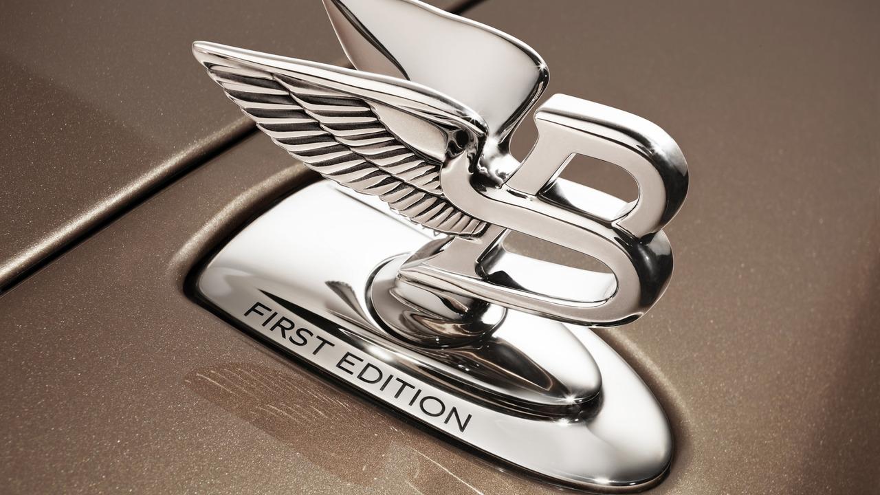 Компания Bentley показала в Пекине новую роскошную модель 4