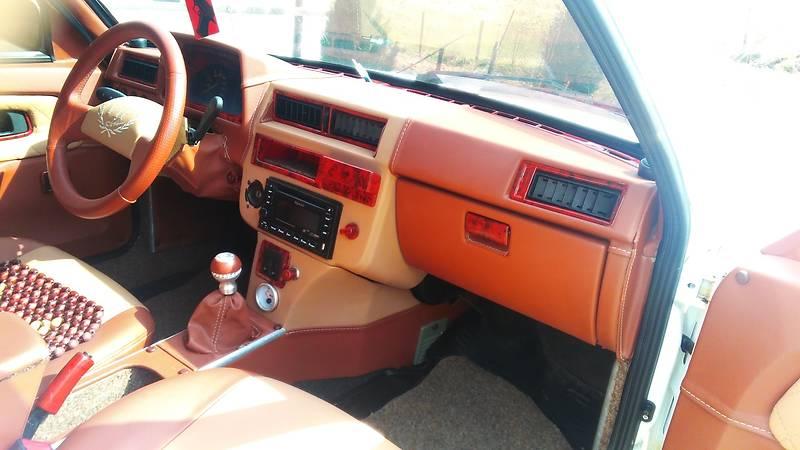 В Украине построили автомобиль Таврия «VIP-класса» 4