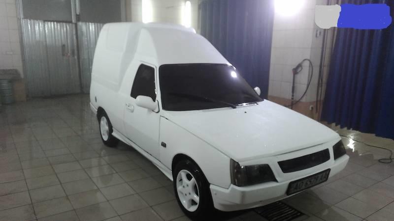 В Украине построили автомобиль Таврия «VIP-класса» 1