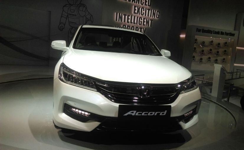 Компания Honda вывела на рынок модель Accord Hybrid 1