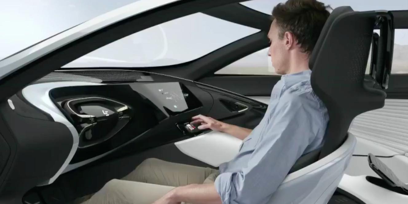 Китайцы построили концепт конкурента Tesla Model S 2