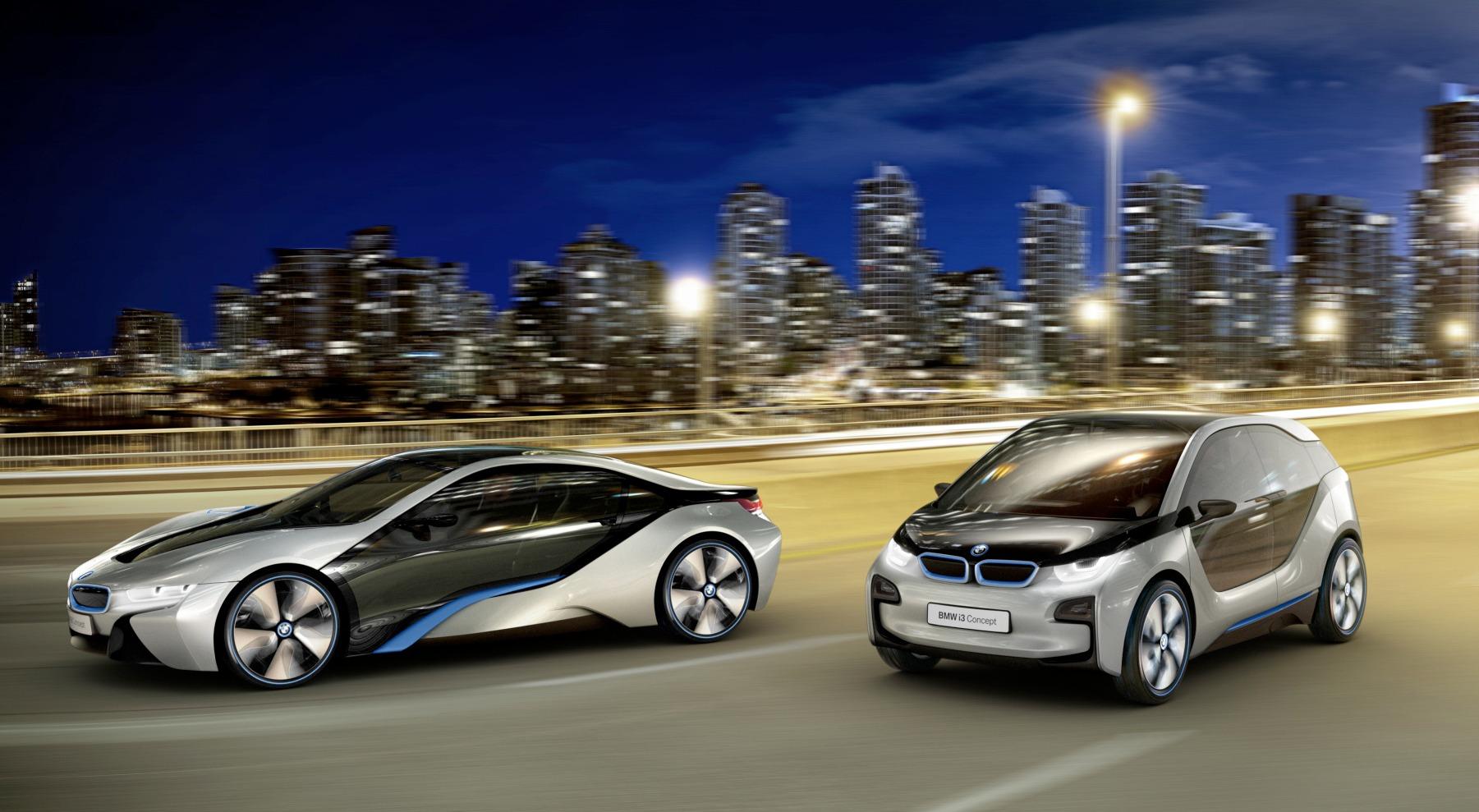 Продажи экологических автомобилей BMW стремительно снижаются 1