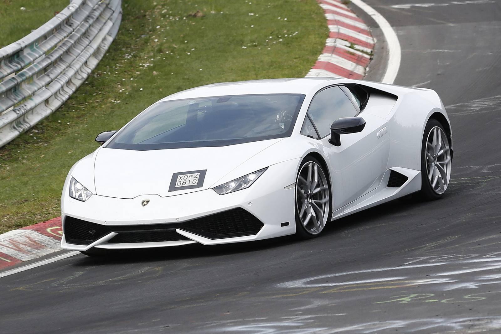 Lamborghini вывел на тесты специальный выпуск Huracan Superleggera 1