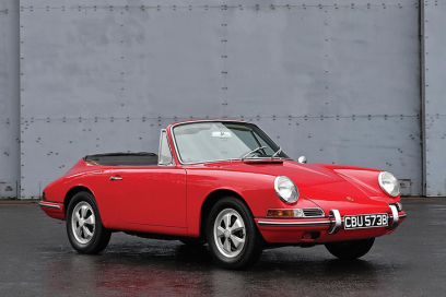На аукцион выставили Porsche почти за 1 млн евро 3