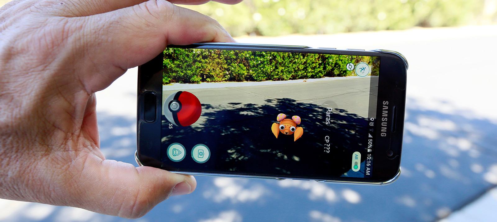 Игра Pokemon Go «убивает» водителей 1