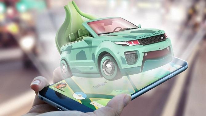 Если бы автомобили были «Pokemon Gо» 7