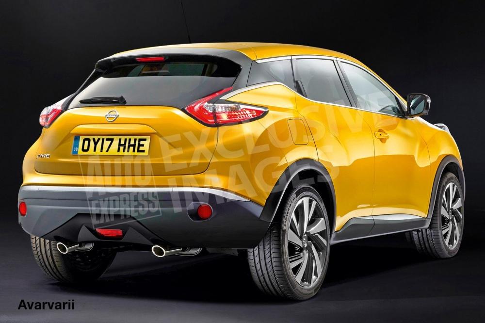 Компания Nissan презентует новую модель 1
