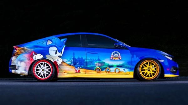 Марка Honda презентовала «самый необычный» Civic 1