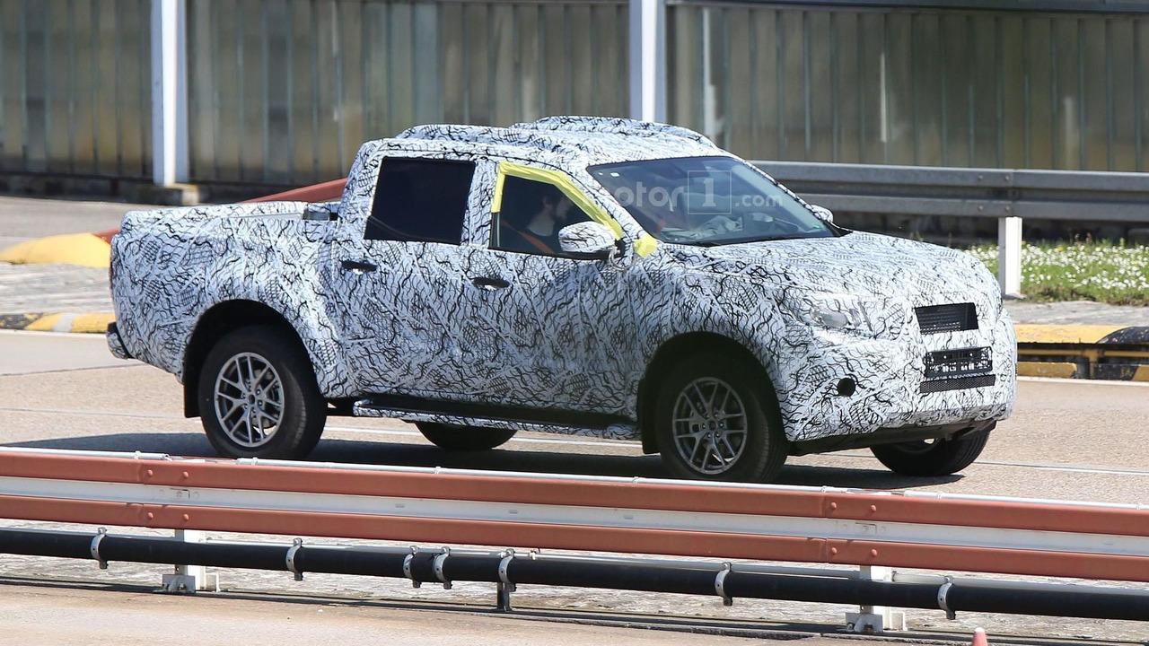Марка BMW может заняться производством пикапов 1
