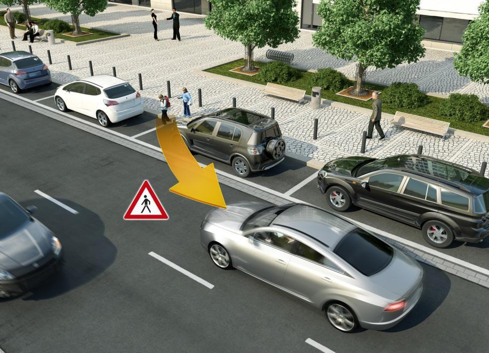 80% водителей ездят на «внутреннем автопилоте» 2