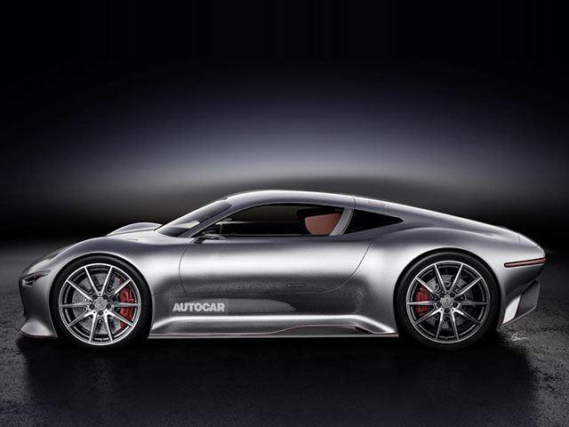 Mercedes-Benz будет конкурировать с Bugatti 2