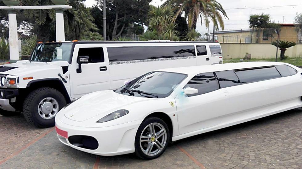 Поддельный лимузин Ferrari с «украинской пропиской засветился» в Италии 2