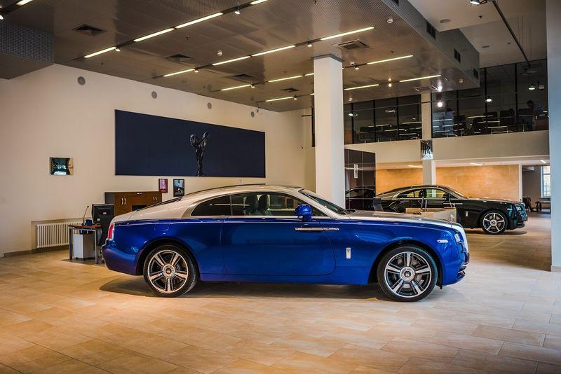 Компания Rolls-Royce предлагает б/у модели 1