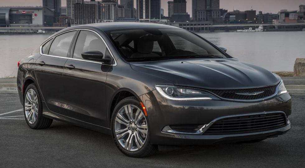 Fiat Chrysler Automobiles отзовет более 400 тысяч автомобилей 1