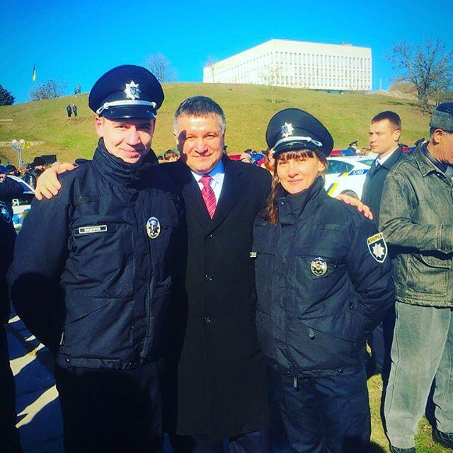«Скандальный» полицейский в шортах и шлепанцах оказался бывшим игроком Динамо Киев 2