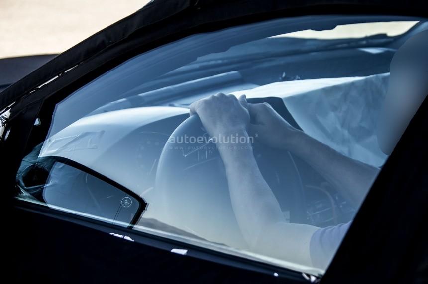 На дороге замечена новая модель Honda 2