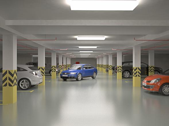 Почему место в паркинге иногда стоит больше самого авто 1
