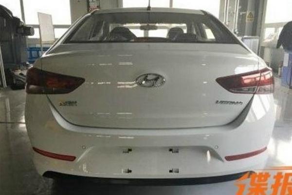 Опубликованы фотоснимки нового Hyundai Accent 2