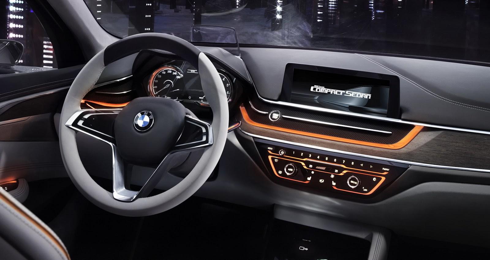 В модельном ряду BMW появится седан 1-й серии 2