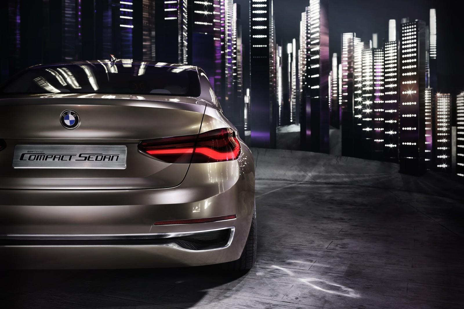 В модельном ряду BMW появится седан 1-й серии 3