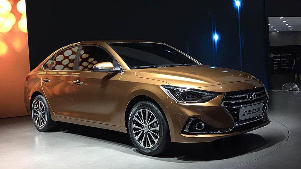 Celesta — новый седан марки Hyundai 1