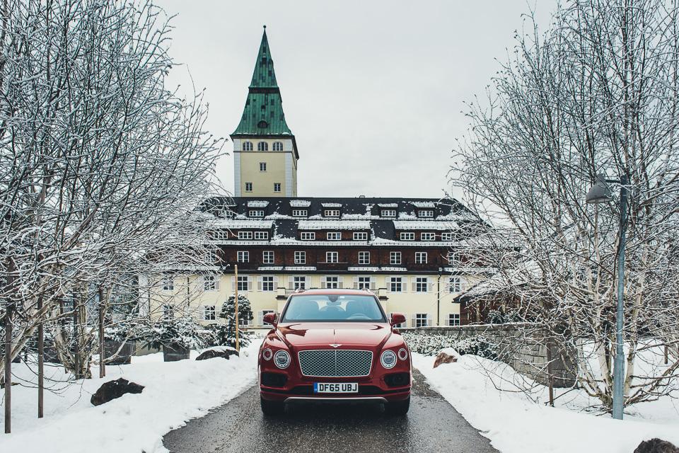 Bentley впервые в истории объявила отзыв авто 1