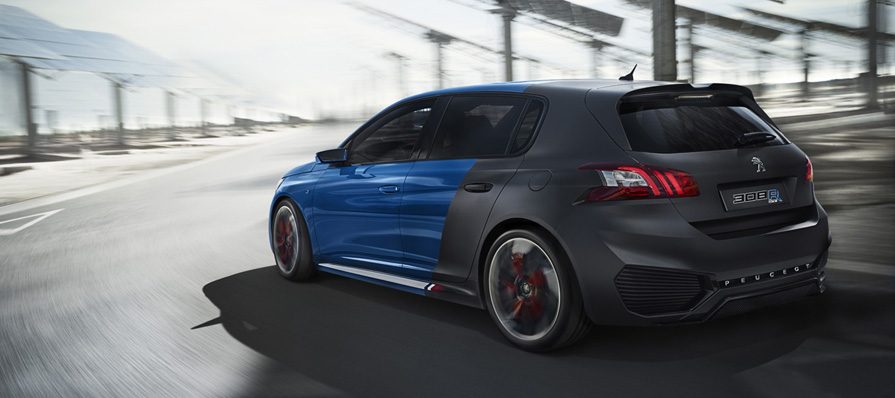 Peugeot может создать конкурента Ford Focus RS 1