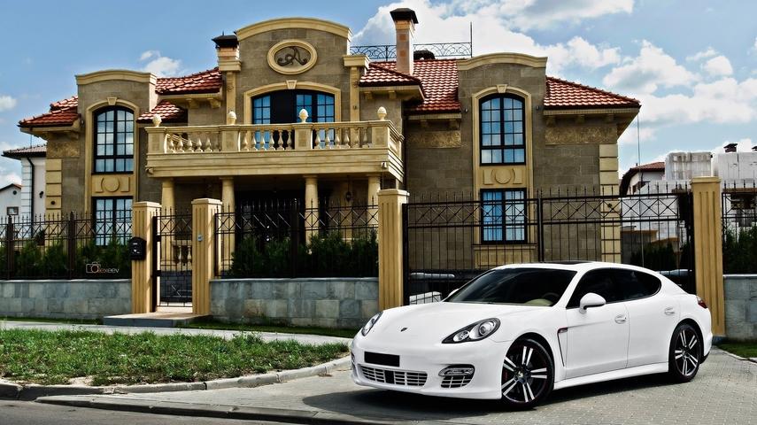 Ради Porsche мужчина пожертвовал домом 1