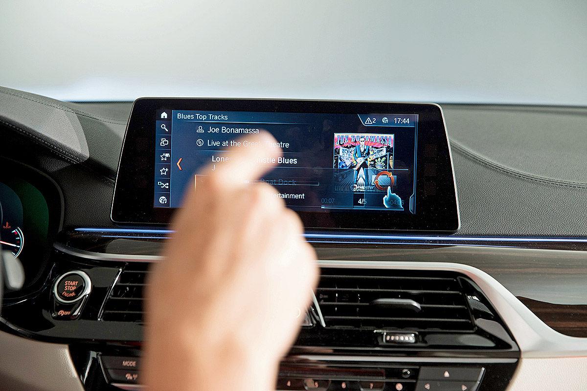 «Седьмое поколение пятерки»: тест-драйв BMW G30 3