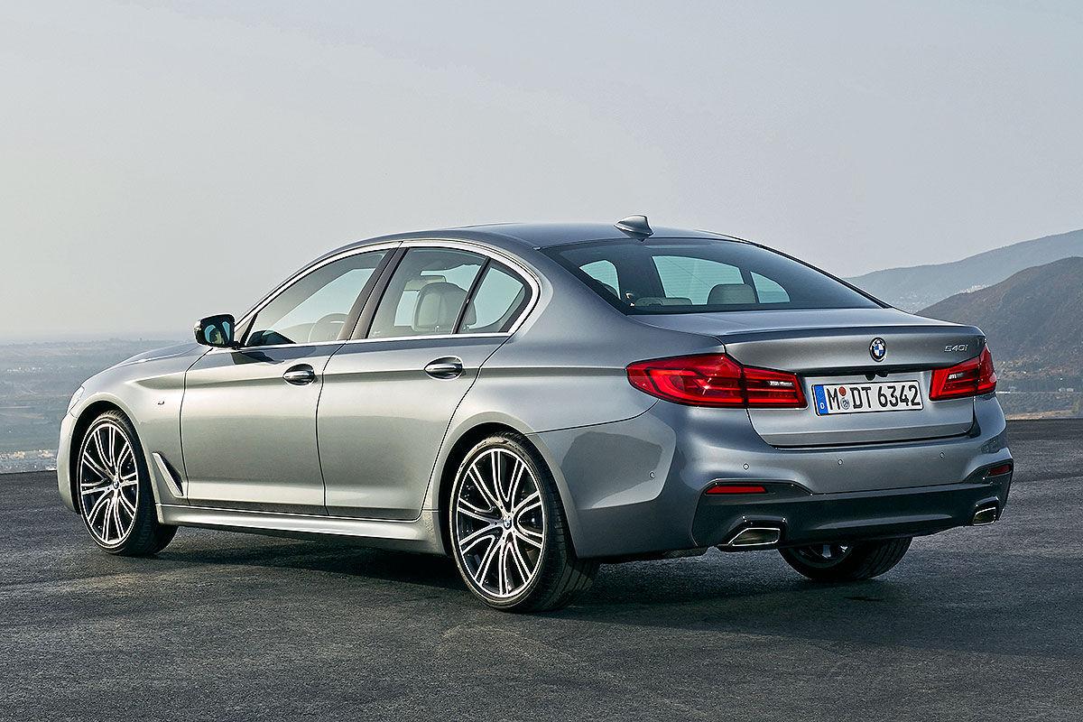 «Седьмое поколение пятерки»: тест-драйв BMW G30 1