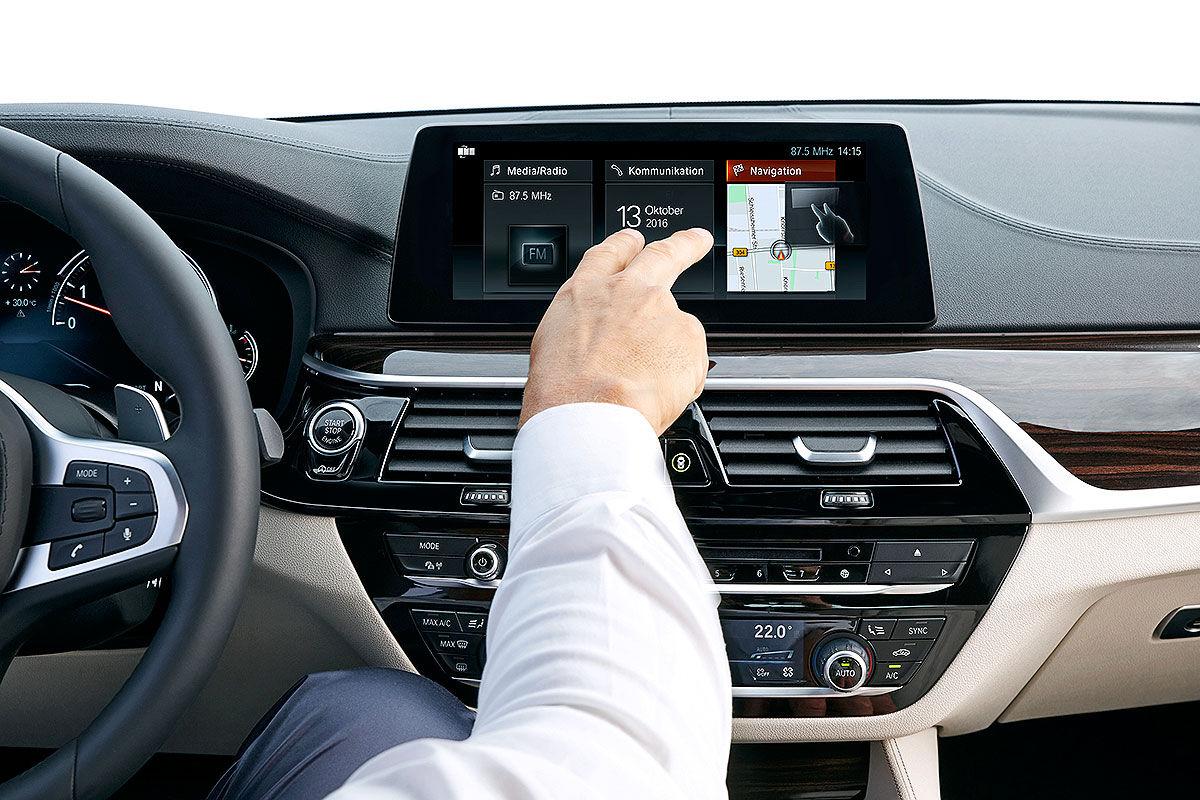 «Седьмое поколение пятерки»: тест-драйв BMW G30 5