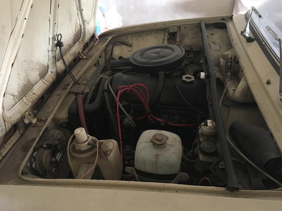 В украинском гараже нашли почти новую «копейку» 1983 года выпуска 5