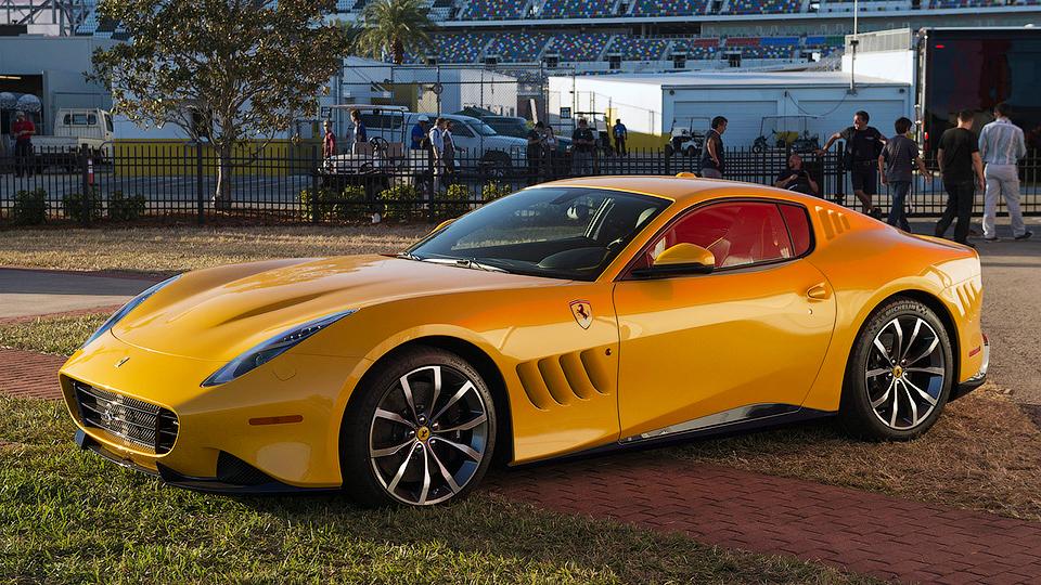 Ferrari построила уникальный суперкар в единственном экземпляре 2