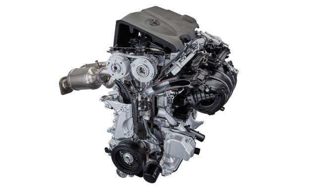 Toyota разработала новый мотор и две АКПП 1