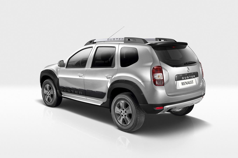 Renault сделала специальный Duster для «украинских казаков» 1
