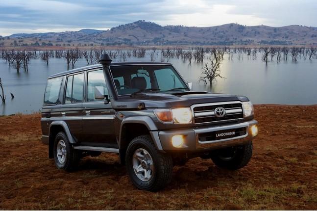 Легендарные автомобили, которые еще можно купить новыми 3