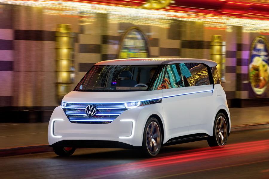 Под маркой Volkswagen появятся заднеприводные модели 2