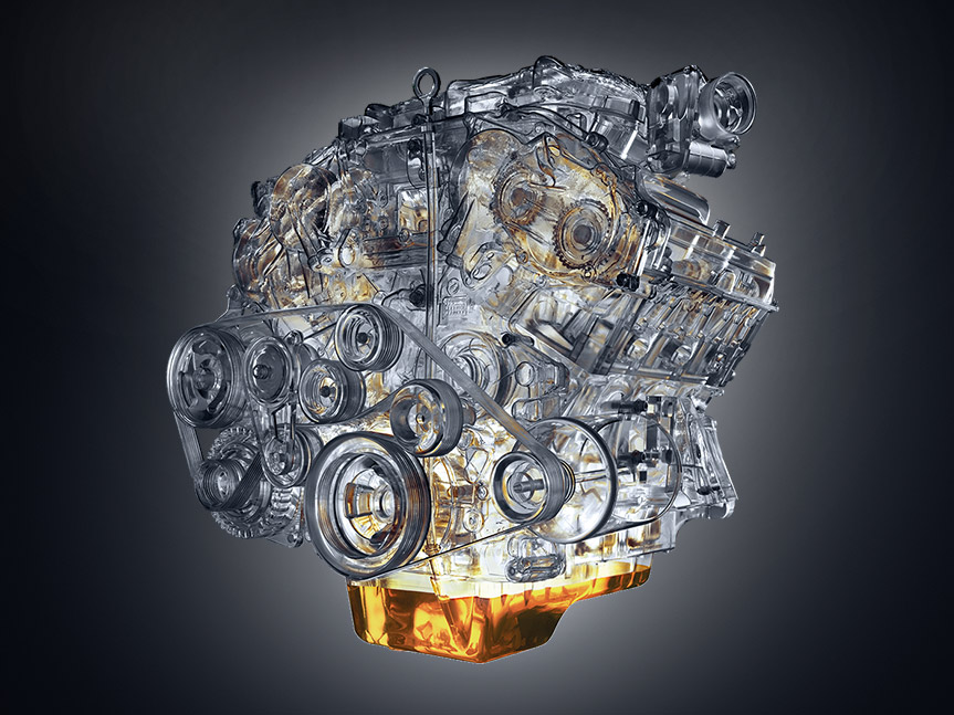 Компания Shell презентовала инновационное моторное масло 1