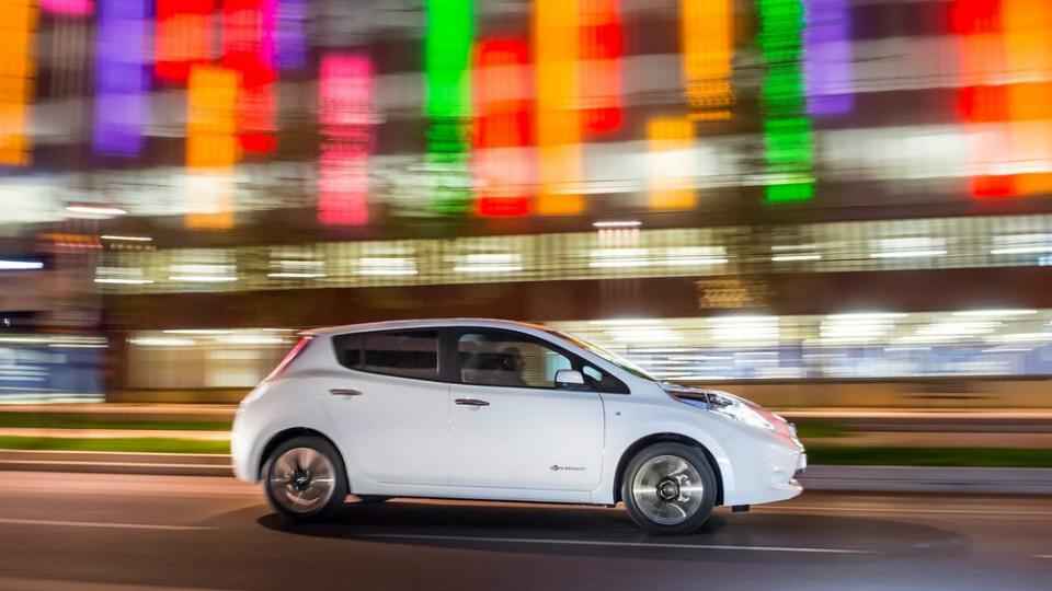 Nissan, Renault и Mitsubishi выпустят «дешевый» электрокар 1