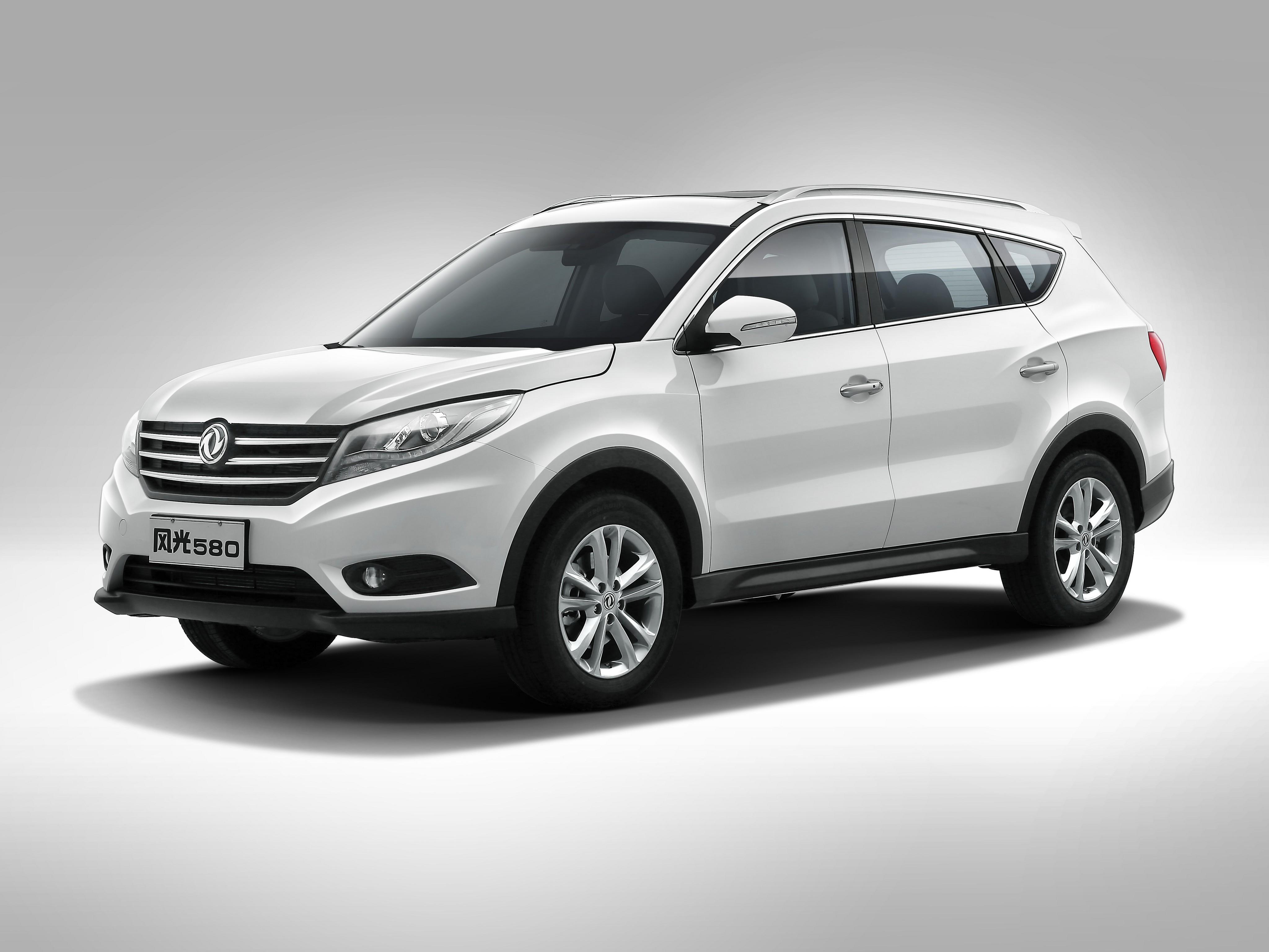 Шесть самых популярных китайских автомобильных клонов 3